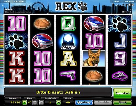 Rex online spielen