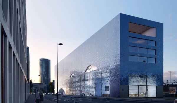 Spielbank Köln Entwurf