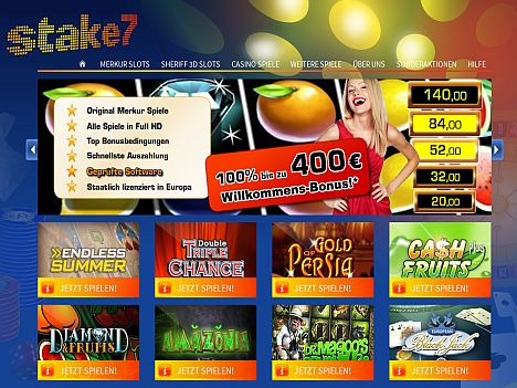 Stake7 Casino
