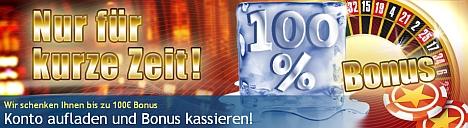 Stargames Casino - jetzt Bonus sichern