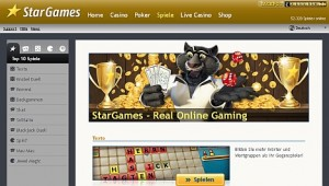 Gesellschaftsspiele bei Stargames