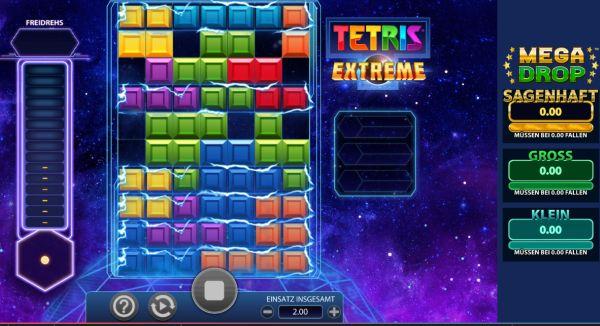 Tetris Extreme Mega Drop Vorschau