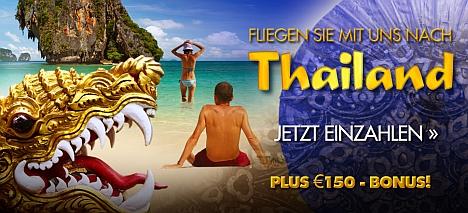 Thailandreise gewinnen