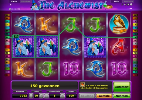 online casino reviews alchemist spiel