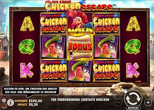 The Great Chicken Escape Vorschau