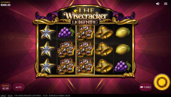The Wisecracker Lightning Vorschau
