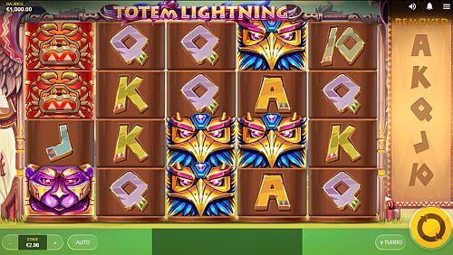 Totem Lightning Slot Vorschau