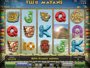 Two Mayans Novoline