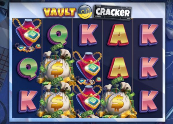 Vault Cracker Vorschau