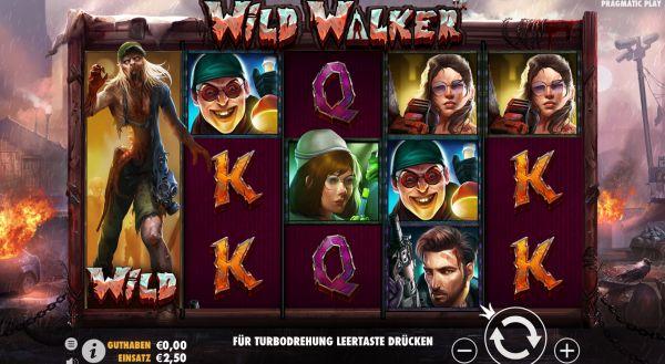 Wild Walker Slot Vorschau