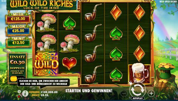 Wild Wild Riches Vorschau