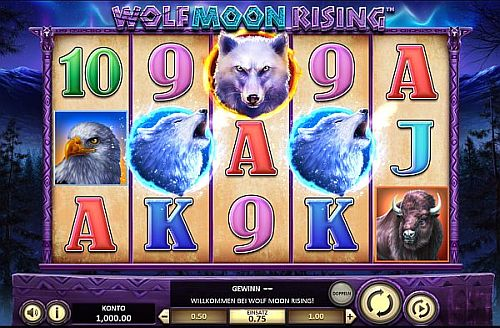 Wolf Moon Rising Vorschau